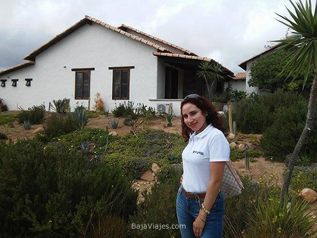 Yesica, Gerente de Atención al Cliente, en Valle de Guadalupe