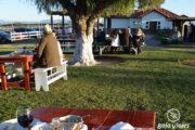 Comida Campestre en Rancho La Campana, de Marcelo Ramonetti, durante el Tour al Valle de Ojos Negros.