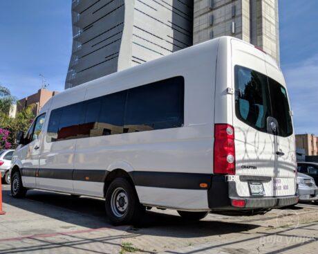 Transporte Van Crafter o Sprinter. Traslados en Tijuana, Enseada y Valle de Guadalupe.