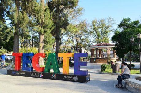 Centro de Tecate, Pueblo Magico de Baja California
